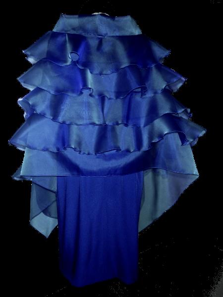 Kleid_blau_Rückansicht