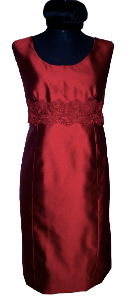 Kleid_rot