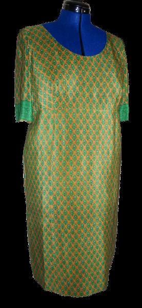 außergewöhnliches Kleid