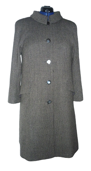 raffinierter Mantel