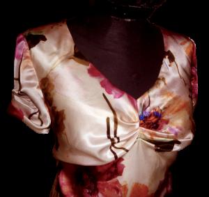Sommerkleid - Detailansicht
